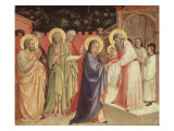 The Presentation in the Temple Giclee Print by Lorenzo Monaco