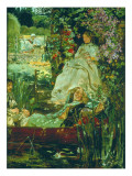 Truly the Light Is Sweet... Giclee Print by John Byam Shaw