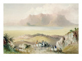 A View in Greece Giclee Print by Thomas Allom