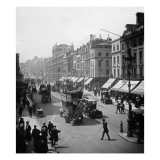 Piccadilly, London Giclee Print by  English Photographer
