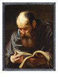 St. Simon Giclee Print by Jacob Jordaens