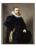 Portrait of a Gentleman Giclee Print by Frans Hals