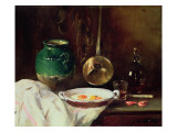 Still Life Giclee Print by Antoine Vollon