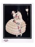 Karsavina, Pub. 1914 Giclee Print by Georges Barbier