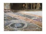 Venetian Interior Giclee Print by John Singer Sargent