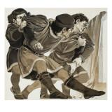 Baldaccio Giclee Print by  Mcbride