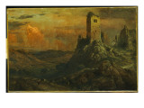 Mediterranean Church, 1873 Giclee Print by Frederic Edwin Church
