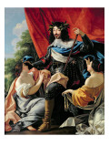 Louis Xiii Giclee Print by Simon Vouet