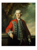 William Dalison Giclee Print by Joshua Reynolds