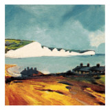 The Seven Sisters Giclee Print by English School