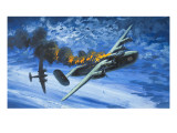 Boac Liberator Giclee Print by Graham Coton