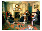 Home Sweet Home Premium Giclee Print by Walter Dendy Sadler