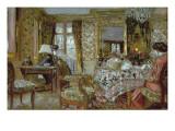 Interior, 1904 Giclee Print by Edouard Vuillard