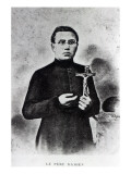 Father Damien Premium Giclee Print by  Belgian Photographer