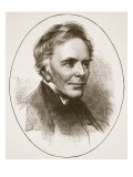 John Keble Giclee Print by George Richmond