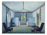 Tent Room, after 1830 Giclee Print by  German School
