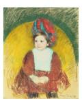 Margot, 19th Century Premium Giclee Print by Mary Cassatt