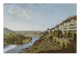 A View of Berne Giclee Print by Franz Schmidt