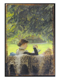 Quiet Giclee Print by James Jacques Joseph Tissot