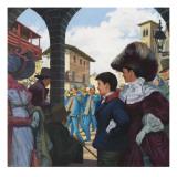 Giuseppe Verdi Giclee Print