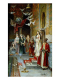 The Harem Giclee Print by Juan Gimenez y Martin