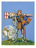 King Henry V Giclee Print by  Escott