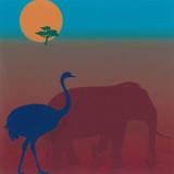 Sahara II Posters by  Mercier
