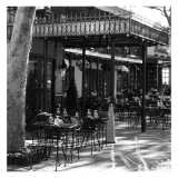 Terrasse II Prints by Carl Ellie
