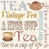Tea Passion Kunstdrucke von  Freyman
