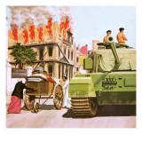 Suez Crisis Giclee Print by John Keay