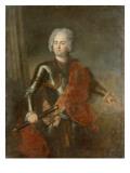Graf Von Schwerin Giclee Print by  Pesne