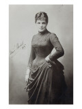 Lady Randolph Churchill Giclee Print by  English Photographer