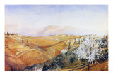 Tuscany, Italy, 1886 Giclee Print by Henry Roderick Newman