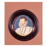 Sir Francis Drake, 1581 Giclee Print by Nicholas Hilliard