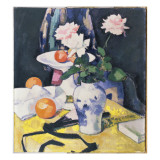 Roses and Oranges Giclee Print by  Peploe
