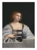 Portrait of a Girl Giclee Print by Giovanni de Busi Cariani