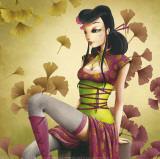 Miss Ginkgo Posters by  Misstigri