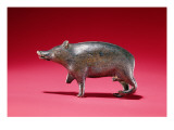 Figure of a Boar Giclee Print by Celtic