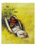 Kawasi Indian Baby, 1904 Giclee Print by Grace Carpenter Hudson