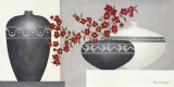 Spirit of Red II Affiches par David Sedalia