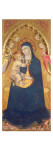 Madonna and Child Giclee Print by Sano Di, Also Ansano Di Pietro Di Mencio Pietro