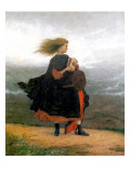 The Girl I Left Behind Me Giclee Print by Eastman Johnson