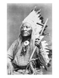 Chief Washakie Giclee Print by  American Photographer