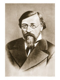Nikolai Chernyshevsky Giclee Print by Russian Photographer 