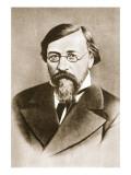 Nikolai Chernyshevsky Giclee Print by  Russian Photographer