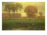 Indian Summer, 1891 Giclee Print by George Inness