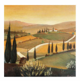 Tuscany at Noon Art by  Marconi