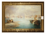 Venice, 1902 Giclee Print by  Moran
