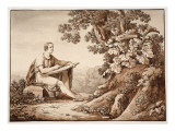 Callimachus, 1833 Giclee Print by Agostino Tofanelli