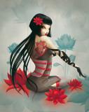 Miss Lily Art par  Misstigri